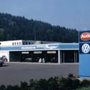 Autohaus Burger Neubau