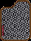 Коврик EVA серый