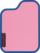 Коврик EVA розовый