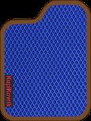 Коврик EVA синий