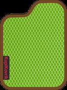 Коврик EVA салатовый