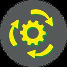 Button für Fördertechnik RAKO Sulingen