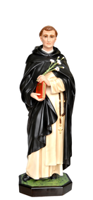 Religious statues saints male - Saint  Dominic of Guzman