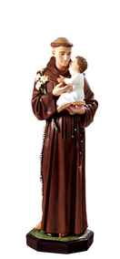 Religious statues saints male - Saint Anthony of Padova