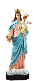 Religious statues Mary - Mary help of christians