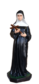 Religious statues saints female - Saint Rita of Cascia