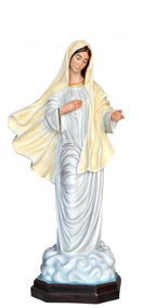 Religious statues Mary - Our Lady of Medjugorje