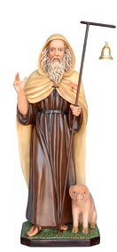 Religious statues saints male - Saint Anthony the Abbot