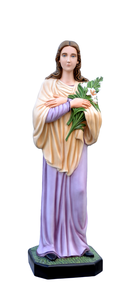 Religious statues saints female - Saint Maria Goretti