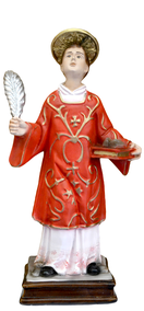 Religious statues saints male - Saint  Stephen