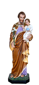 Religious statues saints male - Saint  Joseph