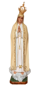 Religious statues Mary - Our Lady of Fatima