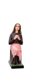 Religious statues saints female - Saint Bernadette Soubirous