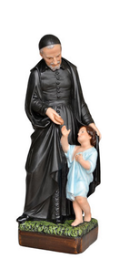 Religious statues saints male - Saint  Vincent de Paul