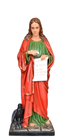 Religious statues saints male - Saint  John the Evangelist