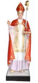 Religious statues saints male - San  Gennaro