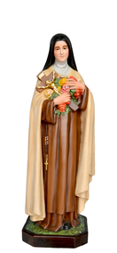 Religious statues saints female - Saint Therese of Lisieux