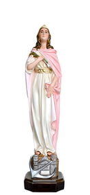 Religious statues saints female - Saint Philomena