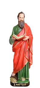 Religious statues saints male - Saint  Matthew