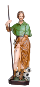 Religious statues saints male - Saint  Roch