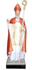 Religious statues saints male - Saint Blaise