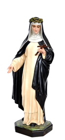 Religious statues saints female - Saint Catherine of Siena