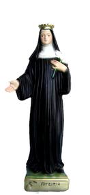 Religious statues saints female - Saint Patricia of Naples