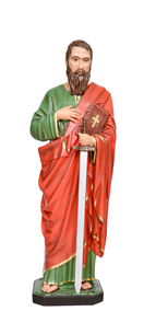 Religious statues saints male - Saint  Paul