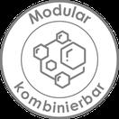 modular kombinierbar
