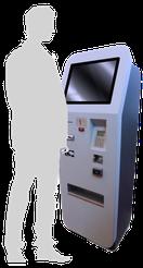 Automate de paiement (intérieur)