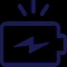 Akku Wechsel iPhone, Logo