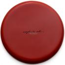 Smalto rosso - Margherita Vellini - Lampade in ceramica - Home Lighting Design