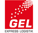 GEL Logo Fensterbank Online shop