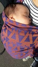 Baby Tragetuch Yaro Delta München Trageberatung