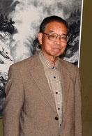 飛田硯水先生