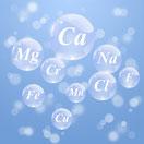 calcium, potassium, sodium, magnésium, fer, etc