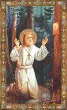 Преподобний Серафим Саровський, чудотворець