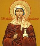 Великомучениця Анастасiя Узорiшительниця