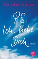 Cover des Romans P.S. Ich liebe dich.