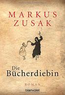 Cover des Buches Die Bücherdiebin von Markus Zusak.