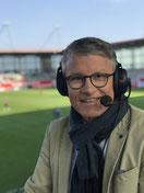 ARD-Sportkommentator Bernd Schmelzer - © Bernd Schmelzer