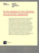 Creation and political engagement. Curator Guy Schraenen MACBA Barcelona