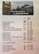 Amsterdam-Attraktionen
