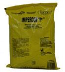 Impermeabilizante integral en polvo, efecto plastificante.