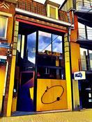 photo du Club de Jazz - vue de la place sainte-Anne