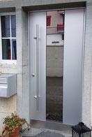 Haustüre passend zum Haus