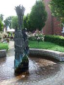 Der Kittbrunnen - Foto: HPD
