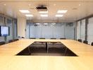 Empfangs- und Besprechungszentrum der Zürcher Kantonalbank in der Zürich Neue Hard
