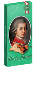Mily Mozart Schokolade
