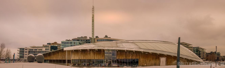 astrup,fearnley,museum,modern,art,aker,brygge,sightseeing,oslo,tipps,winter,panorama